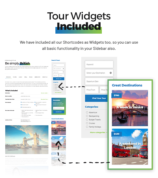 Travelicious - Tour Operator Theme - 8
